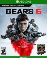 Xbox One Gears 5 (Bez obalu)