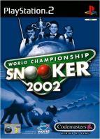 PS2 World Championship Snooker 2002