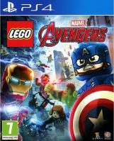 PS4 Lego Marvel Avengers (nová)