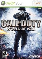 Xbox 360 Call Of Duty World At War (DE)