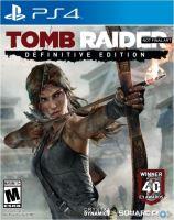 PS4 Tomb Raider - Definitive Edition (nová)