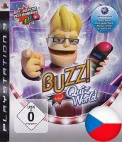 PS3 Buzz - Svetový kvíz - CZ dabing