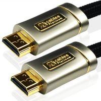 HDMI kábel Cables Platinum 1m pozlátený, odolný + ethernet