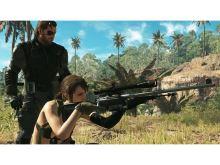Xbox 360 Metal Gear Solid 5 The Phantom Pain