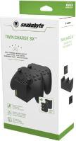 [Xbox Series X/S] Originálne nabíjacia sada - TWIN:Charge SX black (nový)
