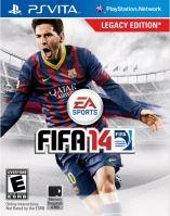PS Vita FIFA 14 2014