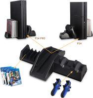 [PS4] Multifunkčný stojan s nabíjačkou (nový)