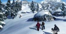 Nintendo Wii Shaun White - Snowboarding Road Trip