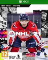 Xbox One NHL 21 (CZ) (Nová)