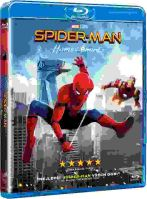 Blu-Ray Film Spider-Man: Homecoming (nový)