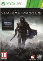 Xbox 360 Middle Earth Shadow Of Mordor (nová)