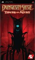PSP Dungeon Siege: Throne of Agony