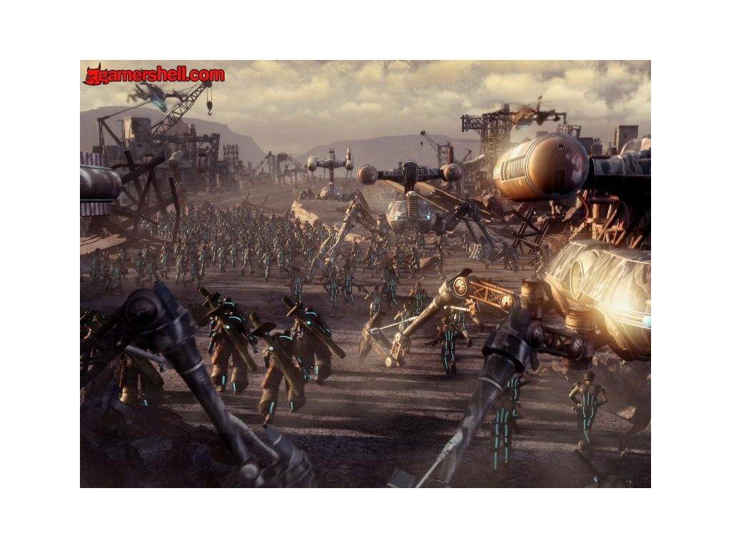 PS2 Dirge Of Cerberus Final Fantasy VII