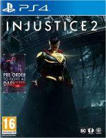 PS4 Injustice 2 (nová)