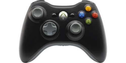 [Xbox 360] Bezdrôtový Ovládač Microsoft - čiernošedý