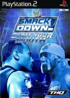PS2 Smackdown Shut Your Mouth
