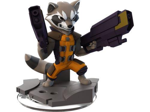 Disney Infinity Figúrka - Strážcovia Galaxie (Guardians of the Galaxy): Rocket