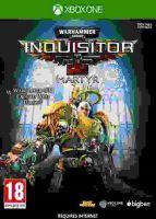 Xbox One Warhammer 40,000: Inquisitor - Martyr (nová)