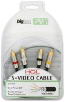 [Xbox 360] S-Video kabel BIGBEN 2m