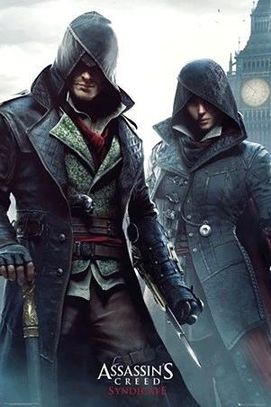 Zberateľská figúrka Assassins Creed: Syndicate - Jacob Cross - 29 cm