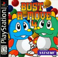 PSX PS1 Bust a Move 4