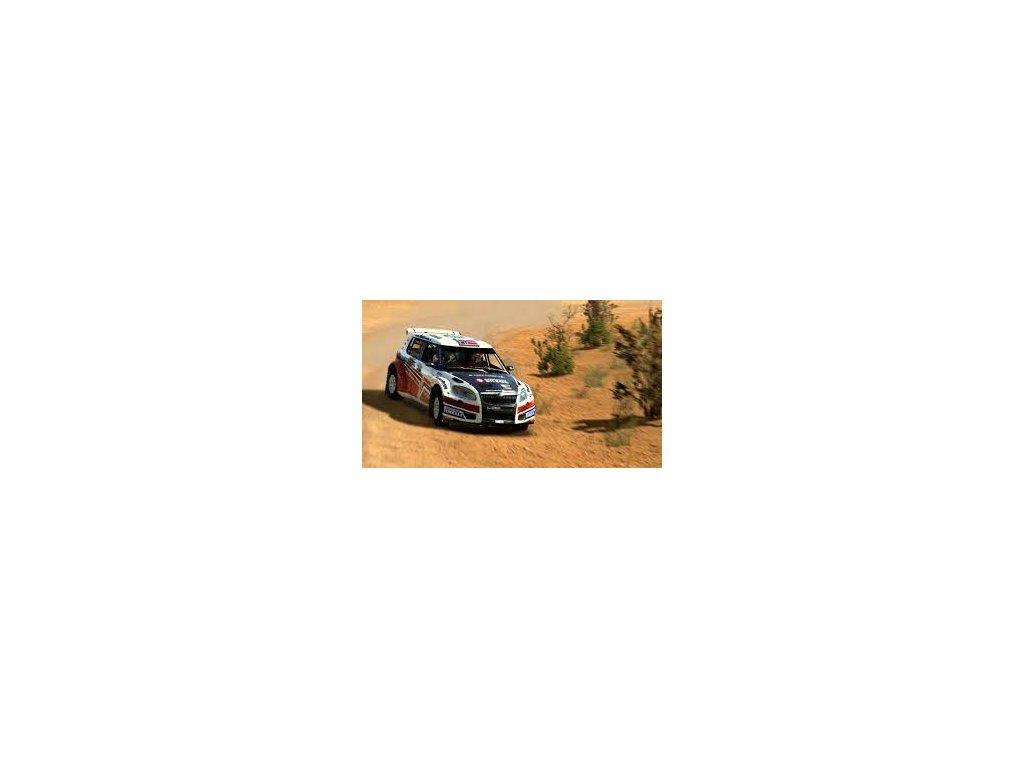 PS3 WRC Fia World Rally Championship 4