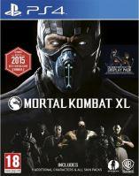PS4 Mortal Kombat XL (nová)