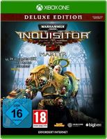 Xbox One Warhammer 40,000: Inquisitor - Martyr DELUXE EDITION (nová)