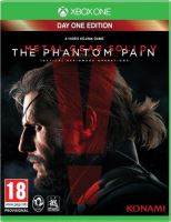 Xbox One Metal Gear Solid 5: The Phantom Pain Day One Edition (nová)