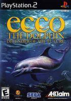 PS2 Ecco The Dolphin: Defender Of The Future