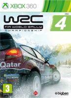 Xbox 360 WRC Fia World Rally Championship 4