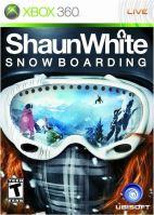 Xbox 360 Shaun White Snowboarding