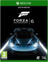 Xbox One Forza Motorsport 6 (nová)