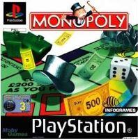 PSX PS1 Monopoly (2277)