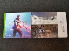 Voucher Xbox One Battlefield 5 Deluxe + Battlefield 1943 + EA Access 1 mesiac