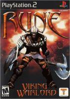 PS2 Rune Viking Warlord (DE)