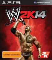 PS3 WWE 2K14