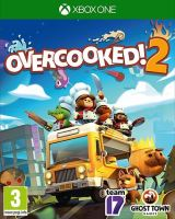 Xbox One Overcooked 2 (nová)
