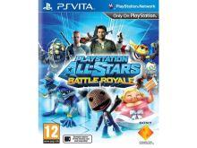 PS Vita PlayStation All-Stars Battle Royale