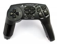 [PS1] Drôtový Ovládač Asciiware Resident Evil