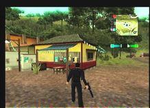 PS2 Just Cause (DE)