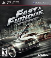 PS3 Rýchlo a zbesilo (Fast and Furious Showdown)