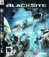 PS3 Blacksite (bez obalu)
