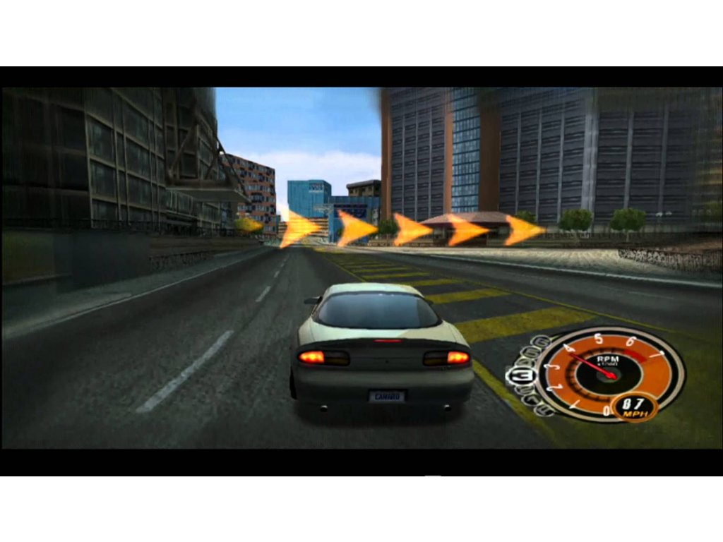 PS2 Ford vs. Chevy