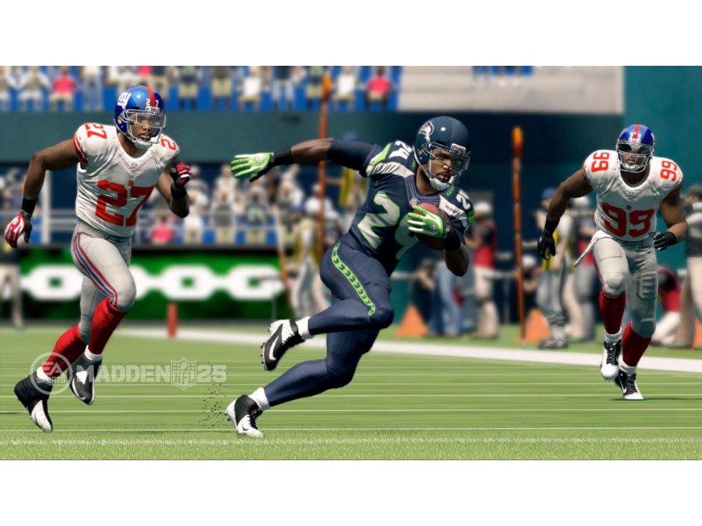Xbox 360 Madden NFL 25