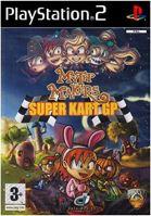 PS2 Myth Makers Super Kart GP