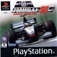 PSX PS1 Formula 1 98