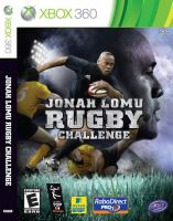 Xbox 360 Jonah Lomu Rugby Challenge