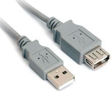 USB predlžovací kábel 1m