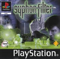 PSX PS1 Syphon Filter